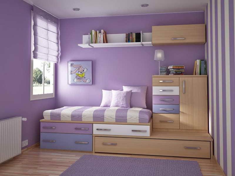 Kelembutan warna pastel untuk nyenyakkan tidur Anda.