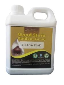 BioColours® Wood Stain Outdoor (WSO) merupakan produk wood stain yang memiliki banyak keunggulan.