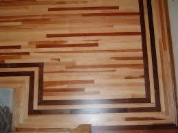 motif lantai kayu garis-garis