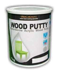 Biocolours® Wood Putty merupakan salah satu based coat yang fungsinya untuk menutup pori-pori kayu.