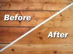 Cara mendempul kayu yang benar akan menghasilkan hasil menawan.