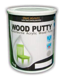 Wood Putty merupakan produk dempul kayu water based yang efektif menutup cacat dan warna kayu. Untuk informasi dan pemesanan, silahkan hubungi Customer Care kami di +62.274.388.301 dan email di info.bioindustries@gmail.com.