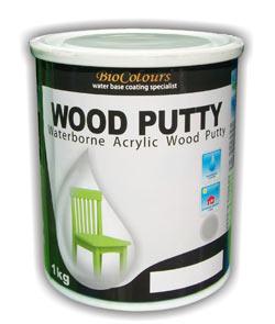 Biocolours wood putty