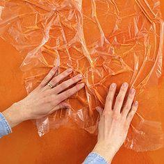 Cara Membuat Gambar di Dinding