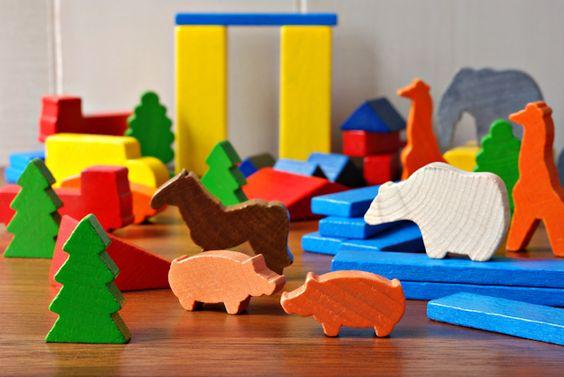 cat kayu yang aman untuk anak