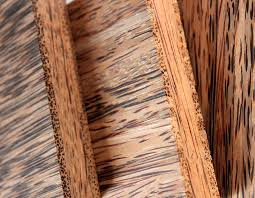 finishing kayu kelapa