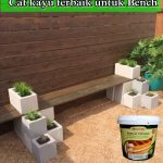 cat-kayu-bench-warna-natural-dengan-BioColours