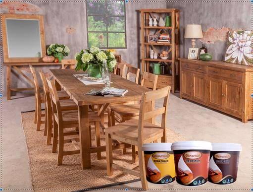 Plitur Kayu untuk furniture kayu